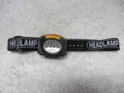 Stirnlampe, Balancekissen, Schlittschuhe,