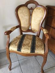 Stuhl im Barock