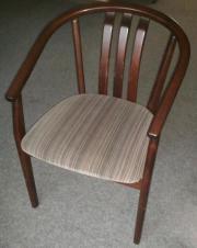 Stuhl, Polsterstuhl,