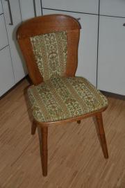 Stuhl, rustikal, Einzelstück,