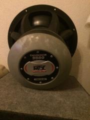 Subwoofer MTX 9500