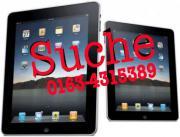 SUCHE Apple iPad