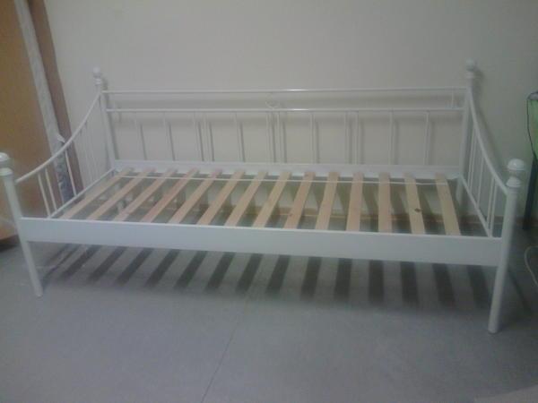 Ikea Bett 90 X 200 Romantisches bett in weiß foto car