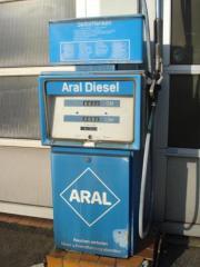 Tanksäule ARAL