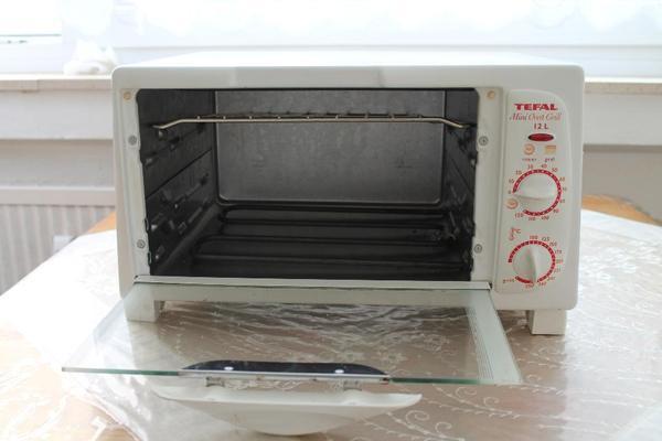 tefal mini oven grill 12l miniofen in offenbach. Black Bedroom Furniture Sets. Home Design Ideas