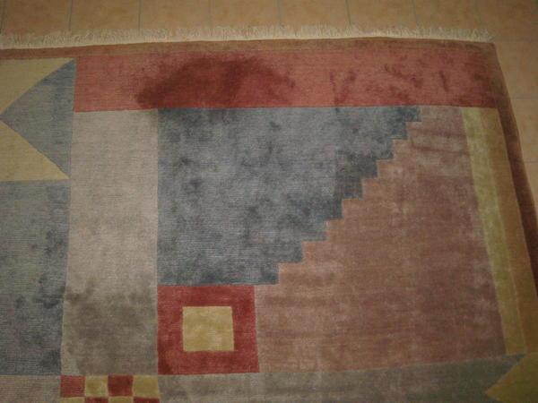 teppich tibet nepal in trippstadt teppiche kaufen und verkaufen ber private kleinanzeigen. Black Bedroom Furniture Sets. Home Design Ideas