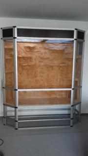 Terrarium Alu Stecksystem