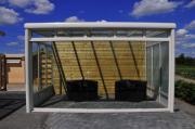 Terrassenüberdachung aus Alu