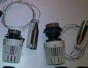 Thermostatkopf mit Fernfühler