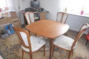 Tisch ausziehbar mit