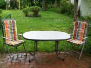 Tisch Gartentisch, 2