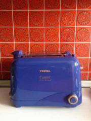 Toaster TEFAL, blau