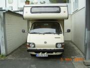 Toyota Hiace Wohnmobil