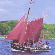 Traditions - Segelschiff / Segelboot,