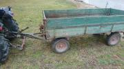 Traktor Anhänger Auwärter