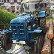 Traktor Ford Fordson