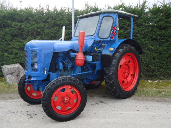 traktor ifa famulus rs 14 36 l oldtimer schlepper ddr. Black Bedroom Furniture Sets. Home Design Ideas