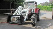 Traktor Steyr 8080