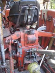 Traktor zu verkaufen