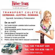 TRANSPORT COLETE GERMANIA -