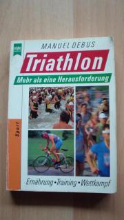 Triathlon Broschiert - Mai