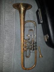 Trompete Trompeten , alte