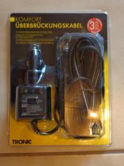 Tronic Komfort-Überbrückungskabel
