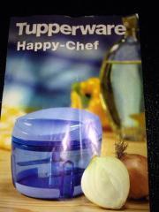 tupperware happy- Chef