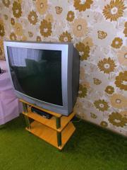 TV + Receiver + Sat-