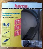 TV-Stereo-Kopfhörer