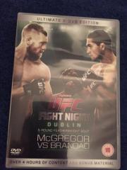 UFC Dvd's
