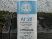 UKW-Bootsantenne WISI