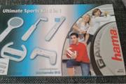 Ultimate Sports Kit 8 in 1 Verkaufe das Ultimate Sports Kit 8 in 1... für die Nintendo Wii.. Sehr guter Zustand da nur 1 x benutzt. Versand ist möglich,zahlt Käufer! 15,- D-68519Viernheim Heute, 09:26 Uhr, Viernheim - Ultimate Sports Kit 8 in 1 Verkaufe das Ultimate Sports Kit 8 in 1... für die Nintendo Wii.. Sehr guter Zustand da nur 1 x benutzt. Versand ist möglich,zahlt Käufer!