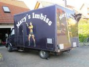 Unfall Foodtruck Imbiss