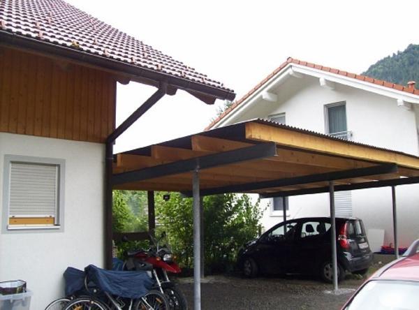 verkaufe carport stahlkonstruktion ma anfertigung in. Black Bedroom Furniture Sets. Home Design Ideas