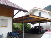 Verkaufe Carports, Terrassenüberdachung,