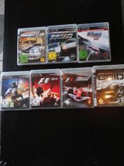Verkaufe diverse PS3