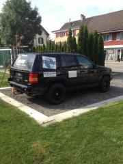 Verkaufe Jeep Grand