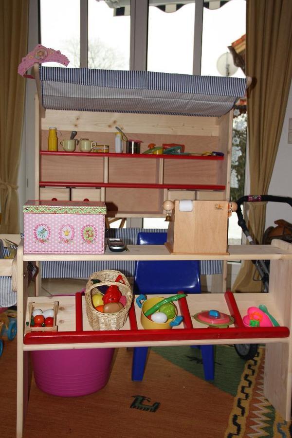 verkaufe pinolino kaufladen holzspielzeug. Black Bedroom Furniture Sets. Home Design Ideas