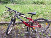 Verkaufe rotes Mountainbike