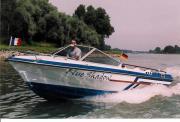 Verkaufe Sportboot Hilter