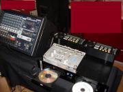 Verleihe DJ- Anlage,
