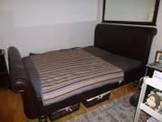 Verschenke schönes Bett