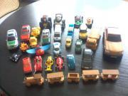Verschiedene Autos
