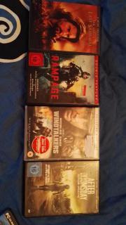 Verschiedene DVDs Filme
