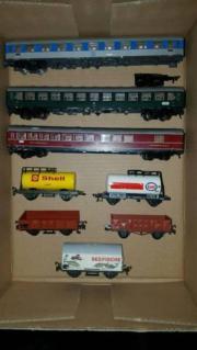 verschiedene Fleischmann Wagons