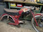 Victoria avanti, Moped