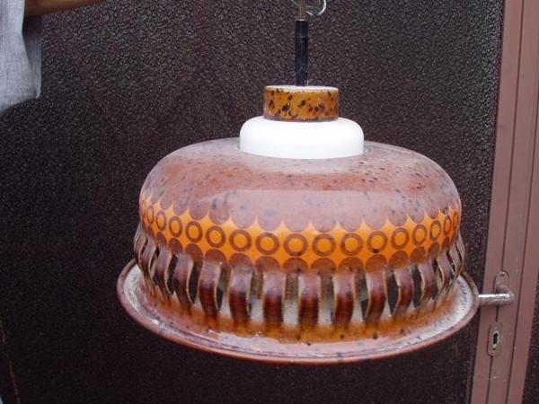Vintage hausaufl sung lampen 50er 60er jahre echt for Lampen 50iger jahre