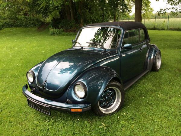 volkswagen k fer 1303 ls cabrio in gauting vw beetle k fer kaufen und verkaufen ber private. Black Bedroom Furniture Sets. Home Design Ideas