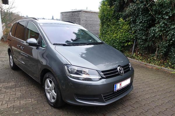 volkswagen sharan allrad comfortline bmt 2 0 tdi dpf in bregenz vw touran sharan kaufen und. Black Bedroom Furniture Sets. Home Design Ideas